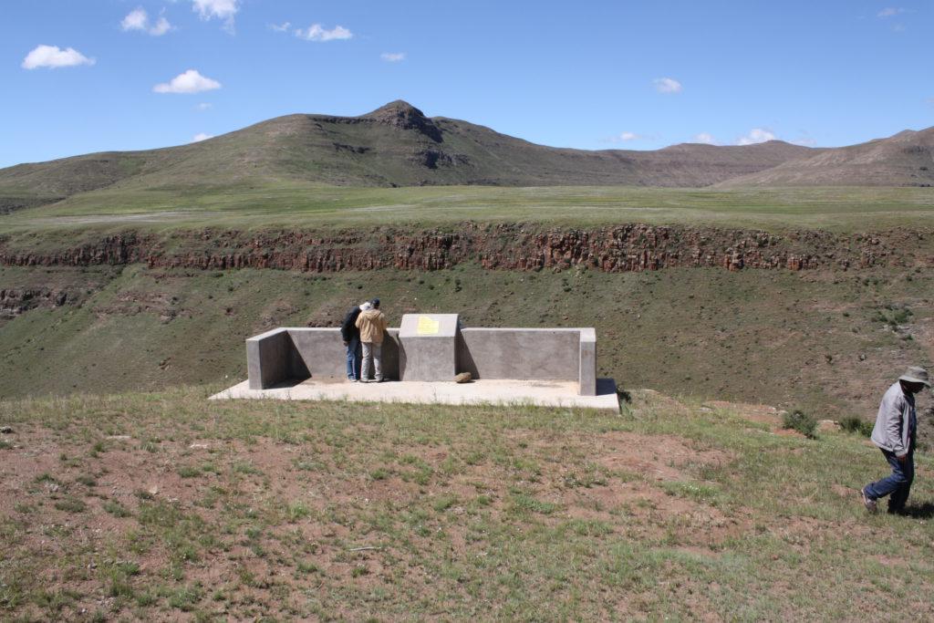 Tsikoane Water Supply and Sanitation Scheme